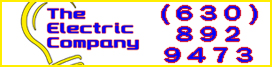 the electric company electrical contractors in Naperville